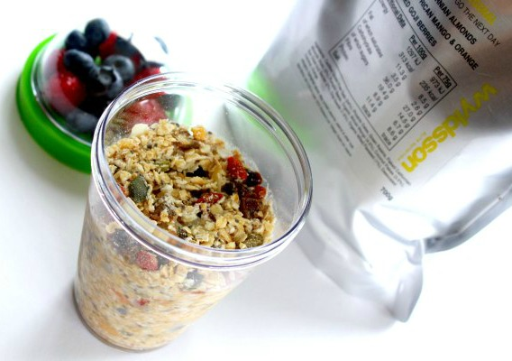 Overnight Oats Wyldsson