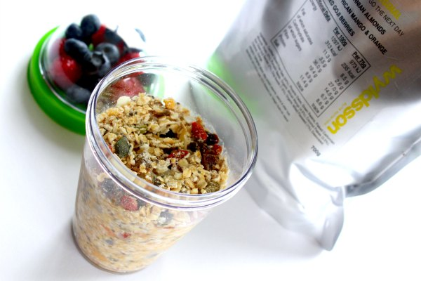 Wyldsson Overnight Oats