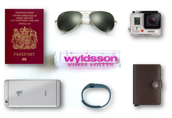 Wyldsson Travel essentials