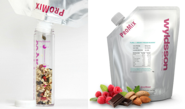 wyldsson trail mix refill pack
