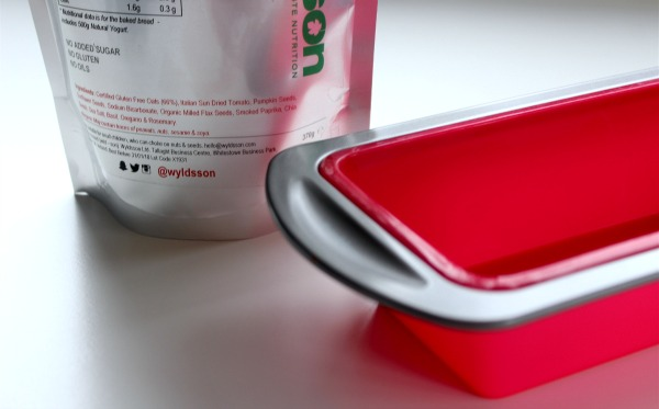 Wyldsson Silicone Loaf tin