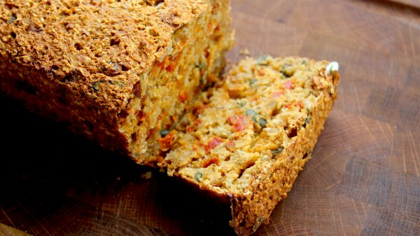 gluten free and vegan bread mix